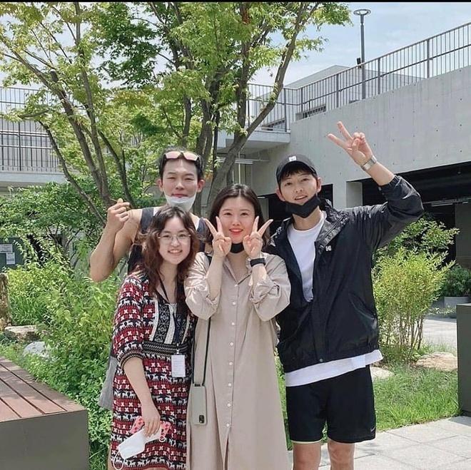 Song Joong Ki sau ly hon anh 3