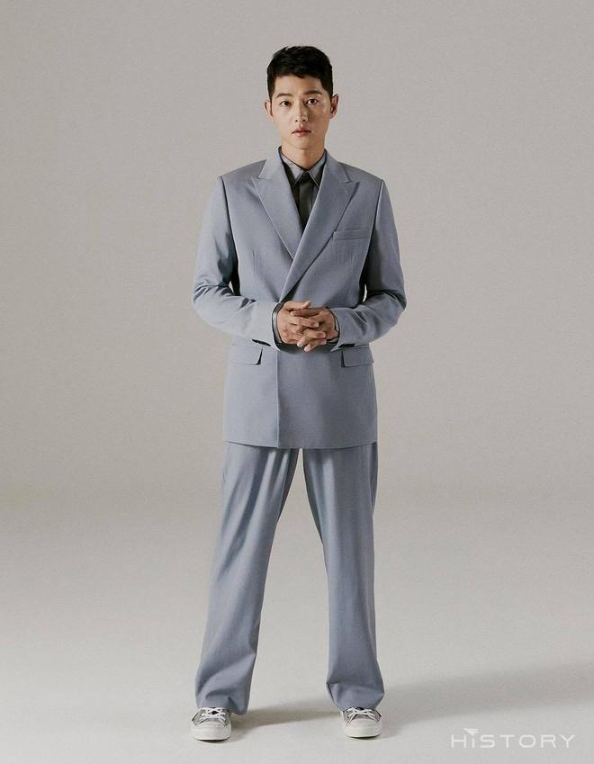 Song Joong Ki sau ly hon anh 2