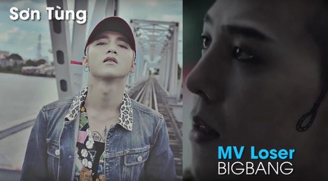 MV moi cua Son Tung bi nghi sao chep Big Bang hinh anh