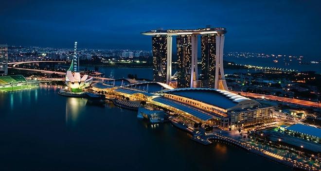 Nhung dieu thu vi cua cuoc dua F1 o Singapore hinh anh