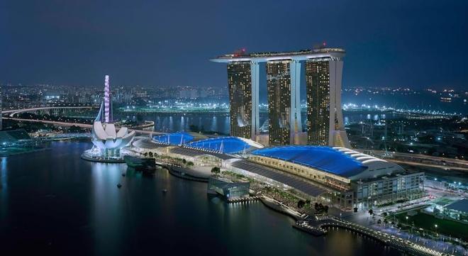 Nhung diem du lich quanh vinh Marina cua Singapore hinh anh