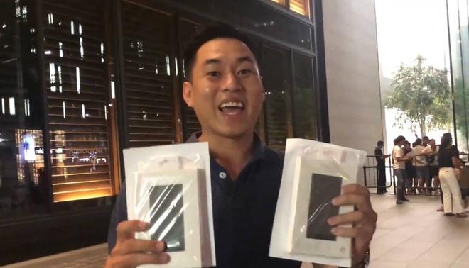 Huawei tang sac du phong cho nguoi cho mua iPhone hinh anh
