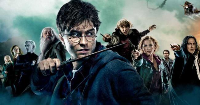 Harry Potter,  Marvel Studio,  Avengers anh 1
