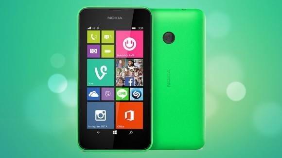 Lumia 530 - nguoi ban dong hanh mua tuu truong hinh anh