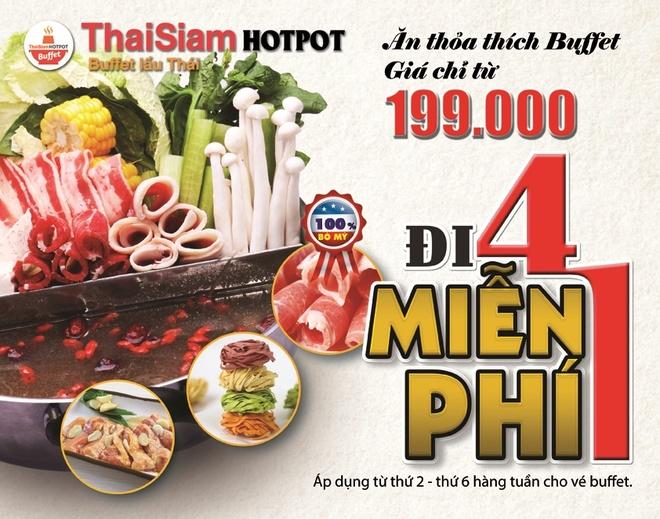 Trung thu an lau nong ngon tai ThaiSiam Hotpot Buffet hinh anh 5