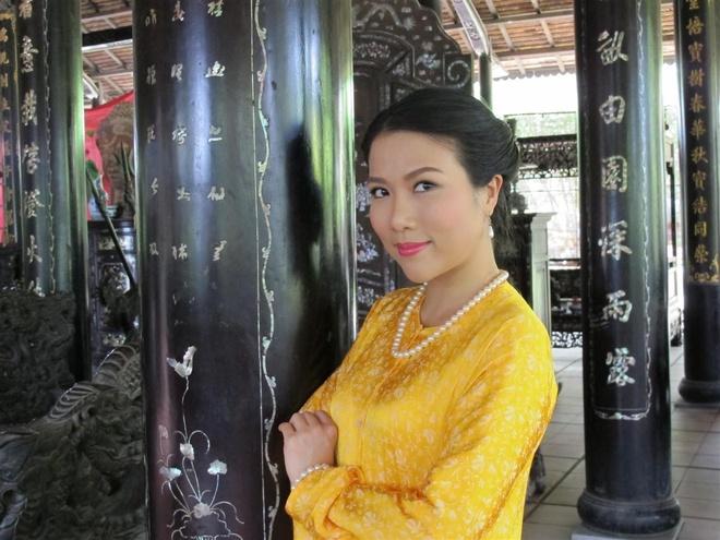 Thuy Duong lan dau vao vai phan dien trong 'Ai tran gian' hinh anh