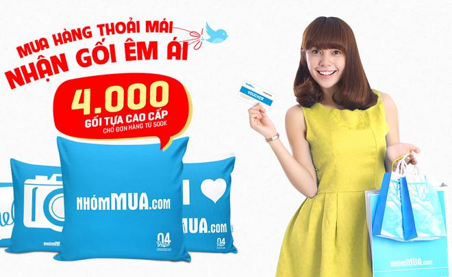 NhomMua.com danh tang 1 ty dong tri an khach hang hinh anh