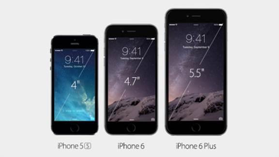 Doi iPhone cu lay iPhone 6, tro gia 30% hinh anh