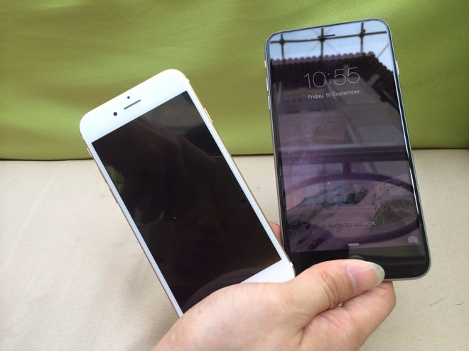 iPhone 6, 6 Plus tai Ha Noi gia tu 30 trieu dong hinh anh