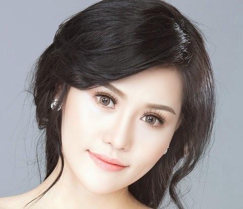 Hot girl Jery Trinh thu hut anh nhin trong bo anh moi hinh anh