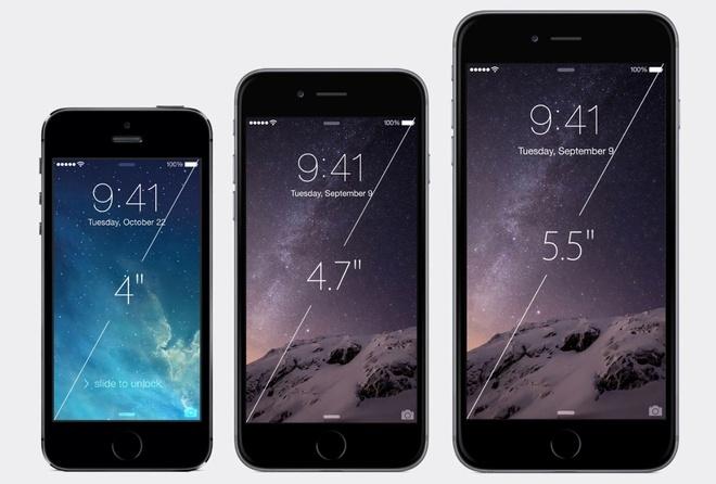 iPhone 6 da co hang tai TechOne hinh anh