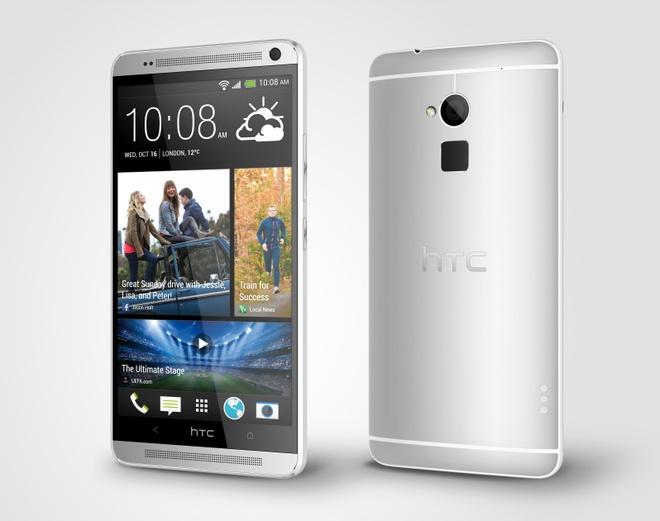 Con sot HTC One Max va HTC One M7 Dual SIM hinh anh 2