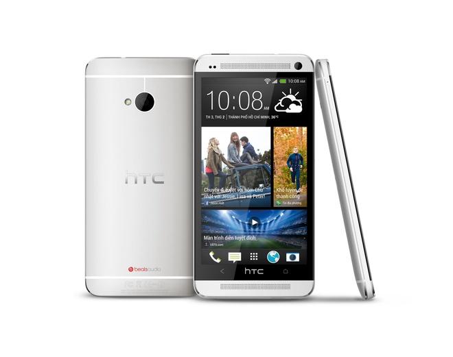 Con sot HTC One Max va HTC One M7 Dual SIM hinh anh 3