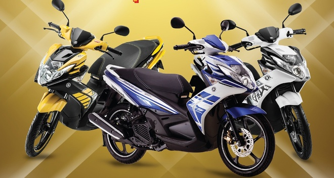 Yamaha Nouvo Fi giam gia 1 trieu dong hinh anh