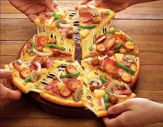 Kết quả hình ảnh cho pizza zing
