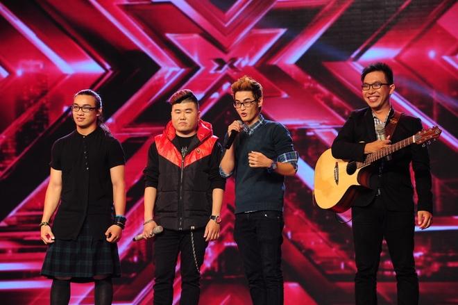Top 4 X Factor tiet lo doi thu nang ky truoc chung ket hinh anh