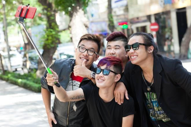 F Band: 'Chung toi co rat nhieu mau thuan khi lam viec' hinh anh