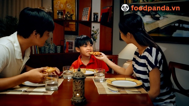 Foodpanda ra mat quang cao TV dau tien tai Viet Nam hinh anh