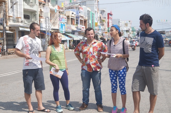 Kim Dung - Lan Trinh doi dau trong 'Ban duong hop y' hinh anh