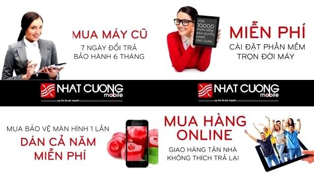 Mua iPhone gia soc tai Quang Trung va Cau Giay hinh anh