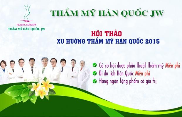 Co hoi vi vu Han Quoc cung chuyen gia tham my hinh anh