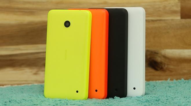 Nhung smartphone gia duoi 3 trieu phu hop voi nguoi dung tre hinh anh 1   Lumia 630 sở hữu kho ứng dụng phong phú, đáp ứng tối đa nhu cầu của người dùng.