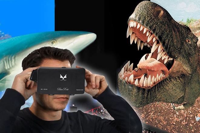Xem phim 3D man hinh rong 200 inch bang dien thoai di dong hinh anh 2