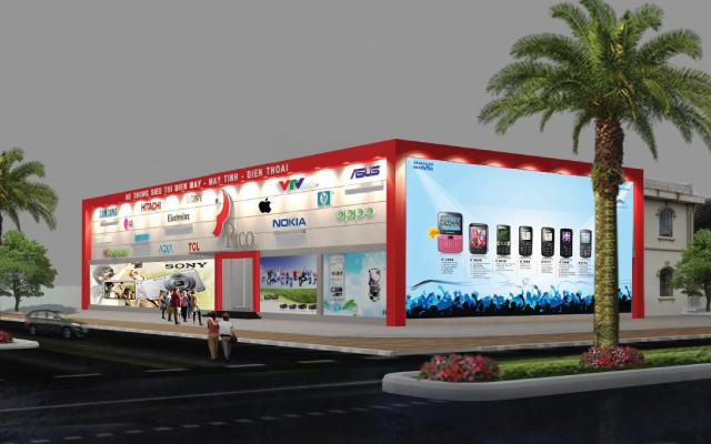 Ngap tran khuyen mai toan he thong chao don Pico Phuc Yen hinh anh 1 Sự kiện khai trương siêu thị mới tại thị xã Phúc Yên sẽ mở màn cho một chuỗi các siêu thị mới sẽ đồng loạt khai trương trong tháng 12/2014 và đầu năm 2015.