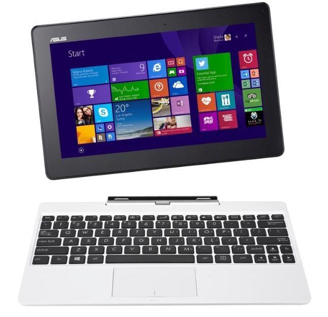 Nhung cai tien mang tinh cach mang cua Transformer Book T100 hinh anh 1 Transformer Book T100: tablet Windows hay laptop di động?