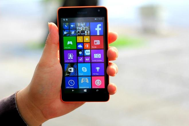 Lumia 535 – dien thoai selfie tot tam gia duoi 4 trieu hinh anh