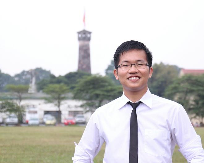 10 guong mat tre gop mat tai Giai thuong Khoa hoc VN 2014 hinh anh 3 Nguyễn Đại Thành.