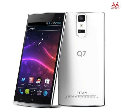 Titan Q7 - dien thoai selfie 'dinh' den tu Dai Loan hinh anh