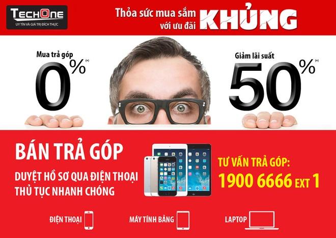 TechOne giam gia HTC 50% khuyen mai lon mung Giang sinh hinh anh 5