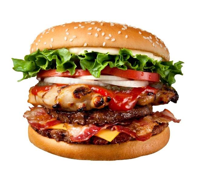 Burger King gia nhap khu am thuc truc tuyen lon nhat VN hinh anh