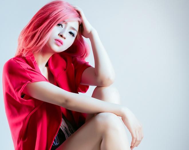 Hoang Rapper ket hop voi Nhi Tran trong single moi hinh anh