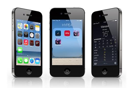 iPhone 4S doi cu van hut hang hinh anh