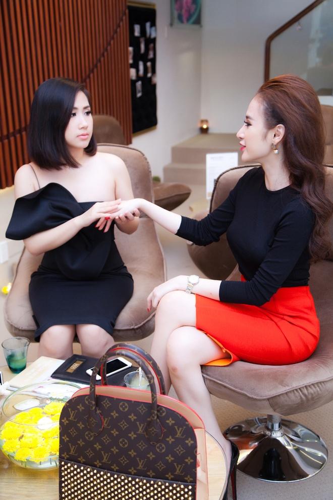 Angela Phuong Trinh than thiet voi Tram Ruco hinh anh 10