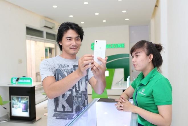 Diễn viên Quách Ngọc Ngoan rất thích sản phẩm Kingzone K1.