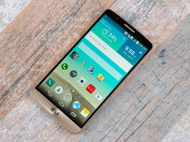 LG G3 tai Viet Nam da co the nang cap len Android 5.0 hinh anh