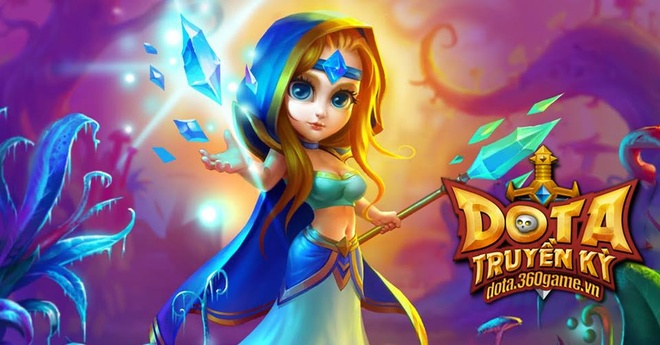 DoTa Truyen Ky - game chat voi cong dong dong vui hinh anh