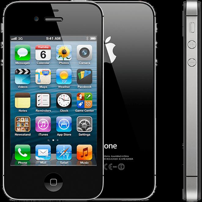 iPhone 4s bao hanh 12 thang, gia 4 trieu dong hinh anh 1