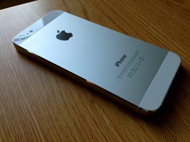 Can than voi iPhone 5 dom gia vai trieu dang ban o VN hinh anh
