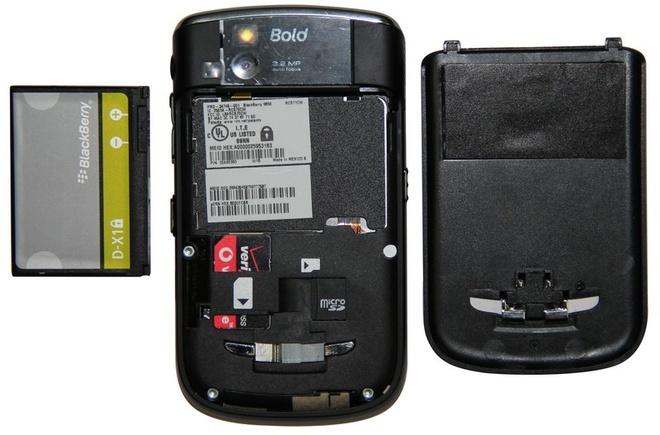 5 uu diem cua Blackberry 9650 thu hut nguoi dung hinh anh 4