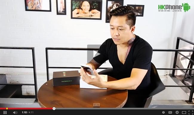 Tuan Hung 'dap hop' Racer HERO hinh anh 3 Xem clip ca sĩ Tuấn Hưng đập hộp Racer HERO.