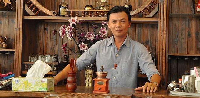 Nguyen Phong Viet: 'Khong de lo lang lam mat niem vui Tet' hinh anh 1 Nhà báo Thiên Chương.