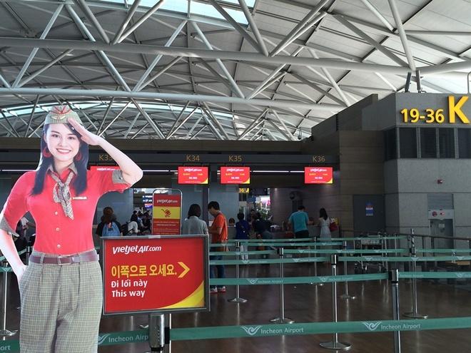 Vietjet Air ban ve may bay gia 0 dong di Han Quoc hinh anh 3 Vietjet đã có mặt tại xứ sở Kim chi với đường bay Hà Nội - Seoul.