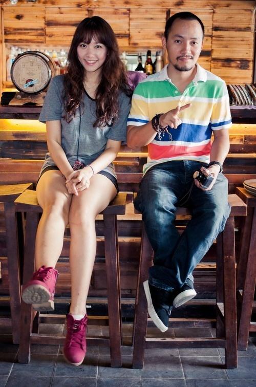 Dù tính cách đối lập, chiều cao không tương xứng nhưng Hari Won và rapper Đinh Tiến Đạt đã có tình yêu bền chặt khiến không ít người phải ghen tị.