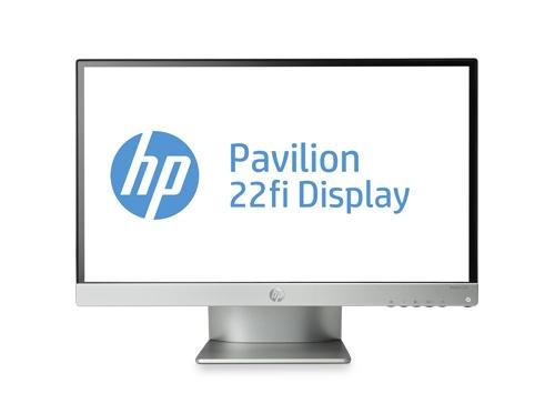 Kham pha man hinh giai tri cua cac phien ban HP Pavillion hinh anh 1 Các màn hình HP Pavilion 22Fi, 25Xi, 27Xi được thiết kế hiện đại,  loại bỏ mép màn hình cho tầm quan sát tối đa