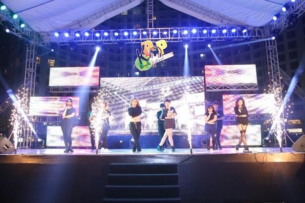 Fan Kpop man nhan voi 'K-Pop Lovers Festival 2015' hinh anh