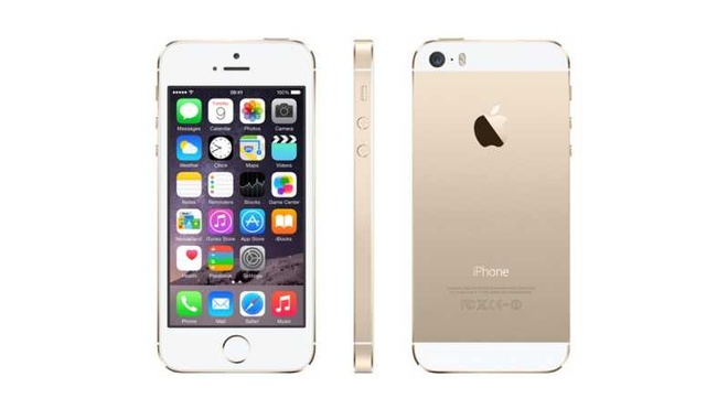 Nen mua iPhone 5S cu hay moi? hinh anh